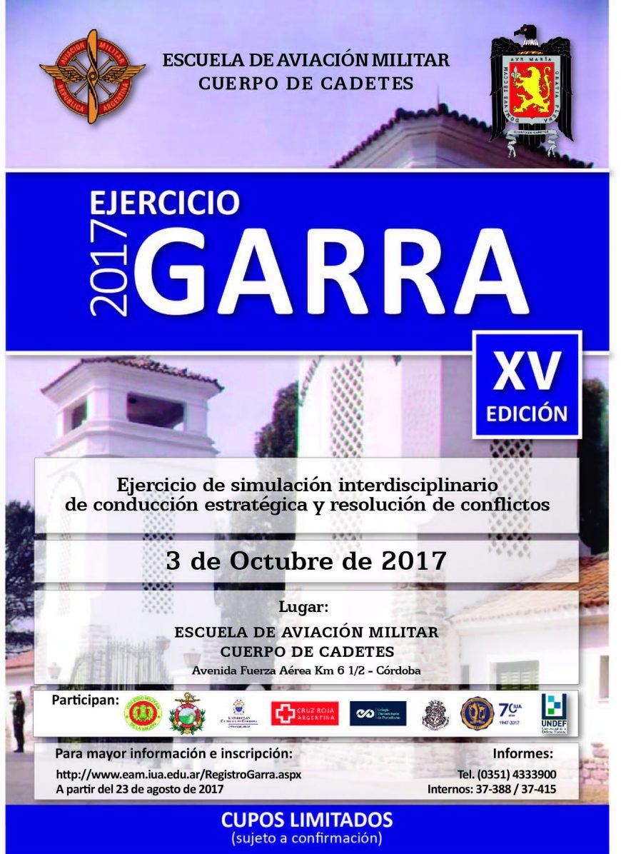 Ejercicio GARRA