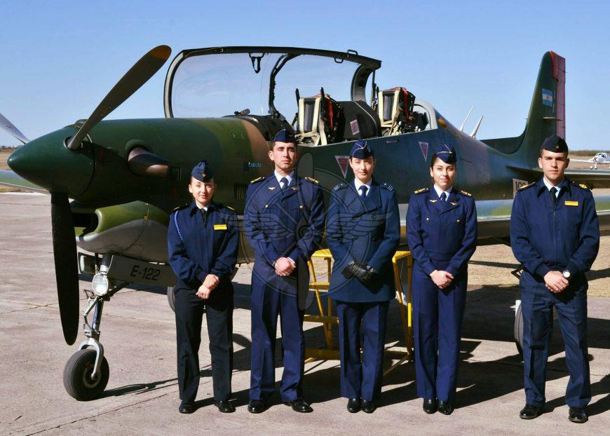 Visita de la Fuerza Aérea de Chile