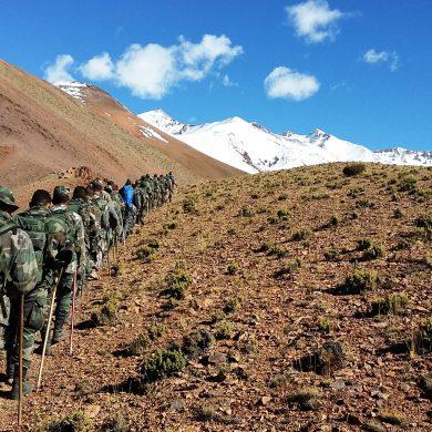 Supervivencia en la Montaña