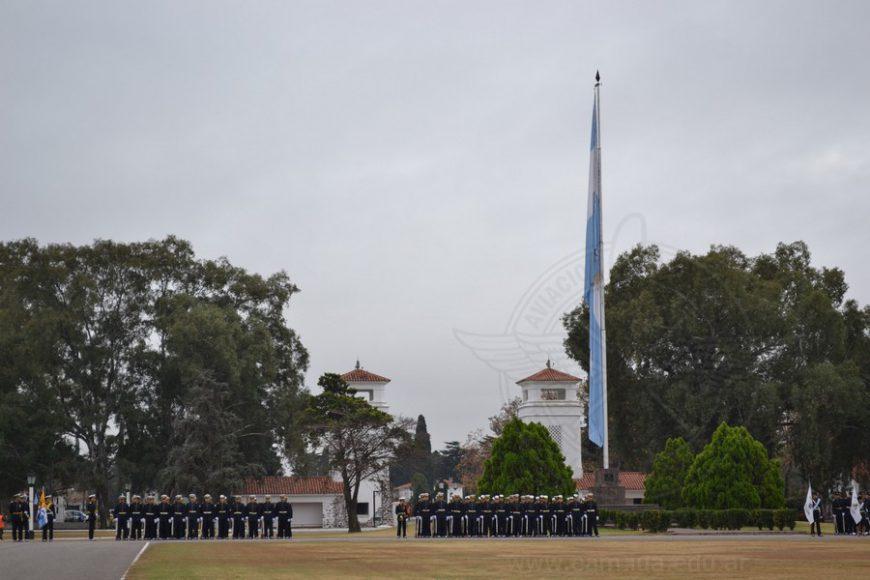 Ceremonia por el 50º Aniversario del Fallecimiento del Brig. Gral. Bartolomé De la Colina