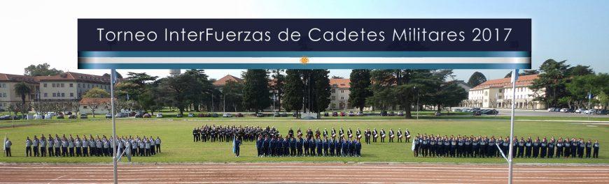 Torneo Interfuerzas de Cadetes Militares 2017
