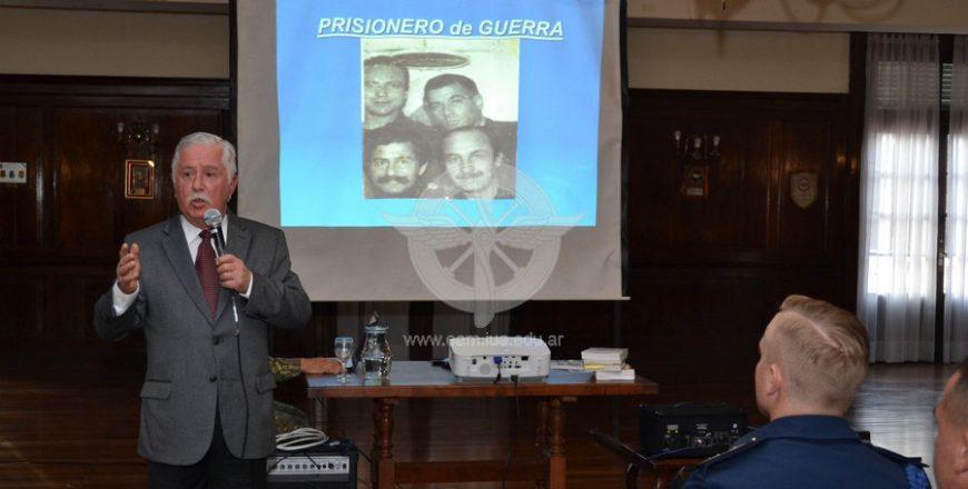 Valores e integridad como Prisioneros de Guerra