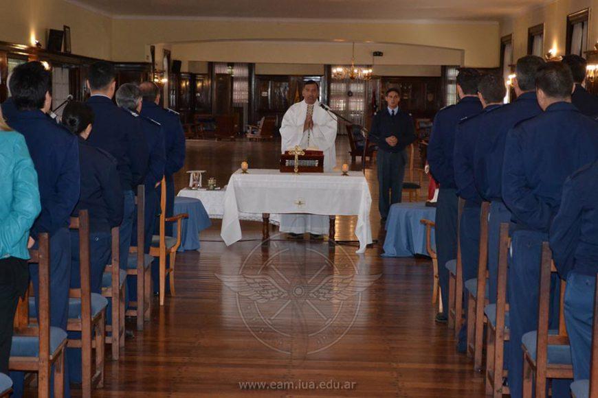 Misa conmemorativa por el Día de San Mateo