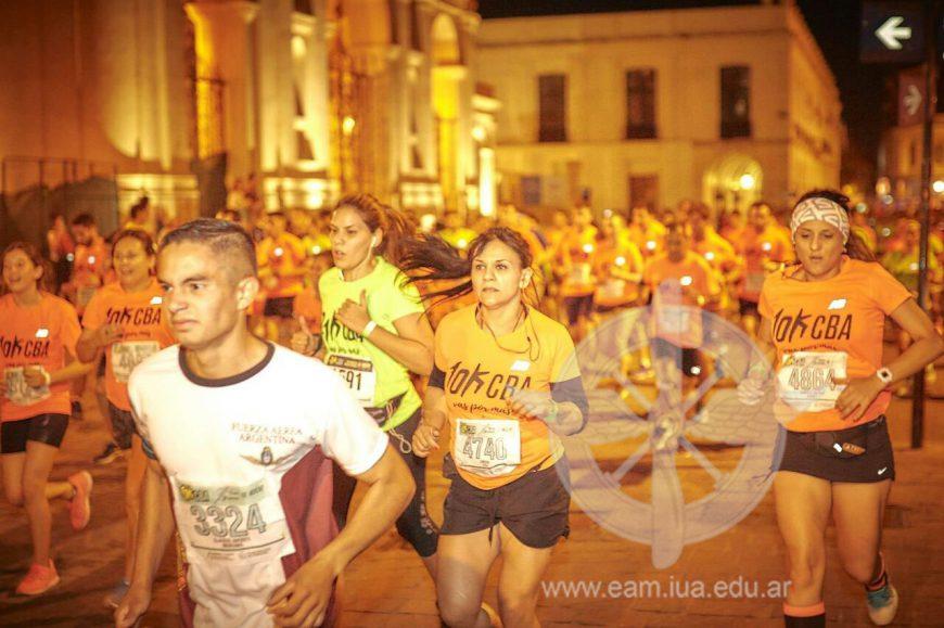 Media Maratón Nocturna CBA 21 K