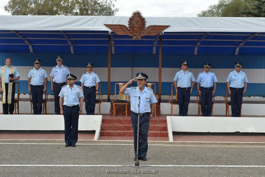 """Ceremonia 75º Aniversario de la Banda Militar de Música """"Bautismo de Fuego"""""""