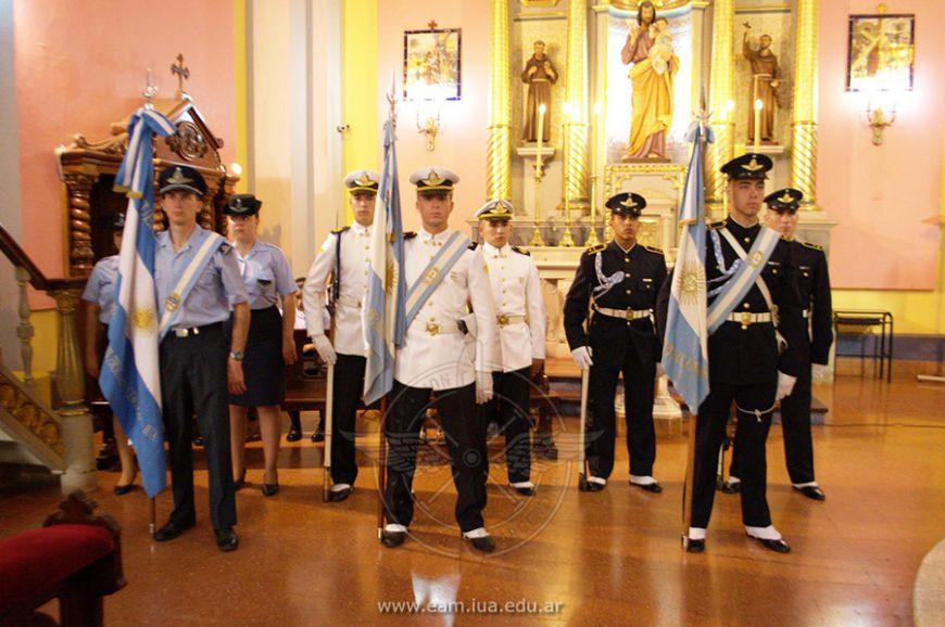 Celebración por el Día de la Virgen de Loreto