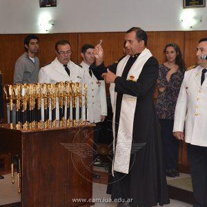 Ceremonia Ascenso a Suboficial Mayor en la Guarnición Aérea Córdoba