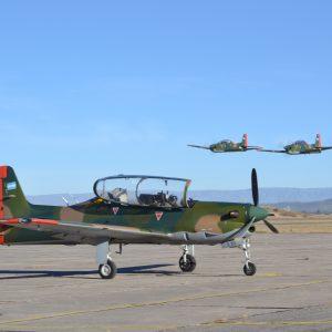 Creación del Escuadrón II Operativo EMB-312 TUCANO