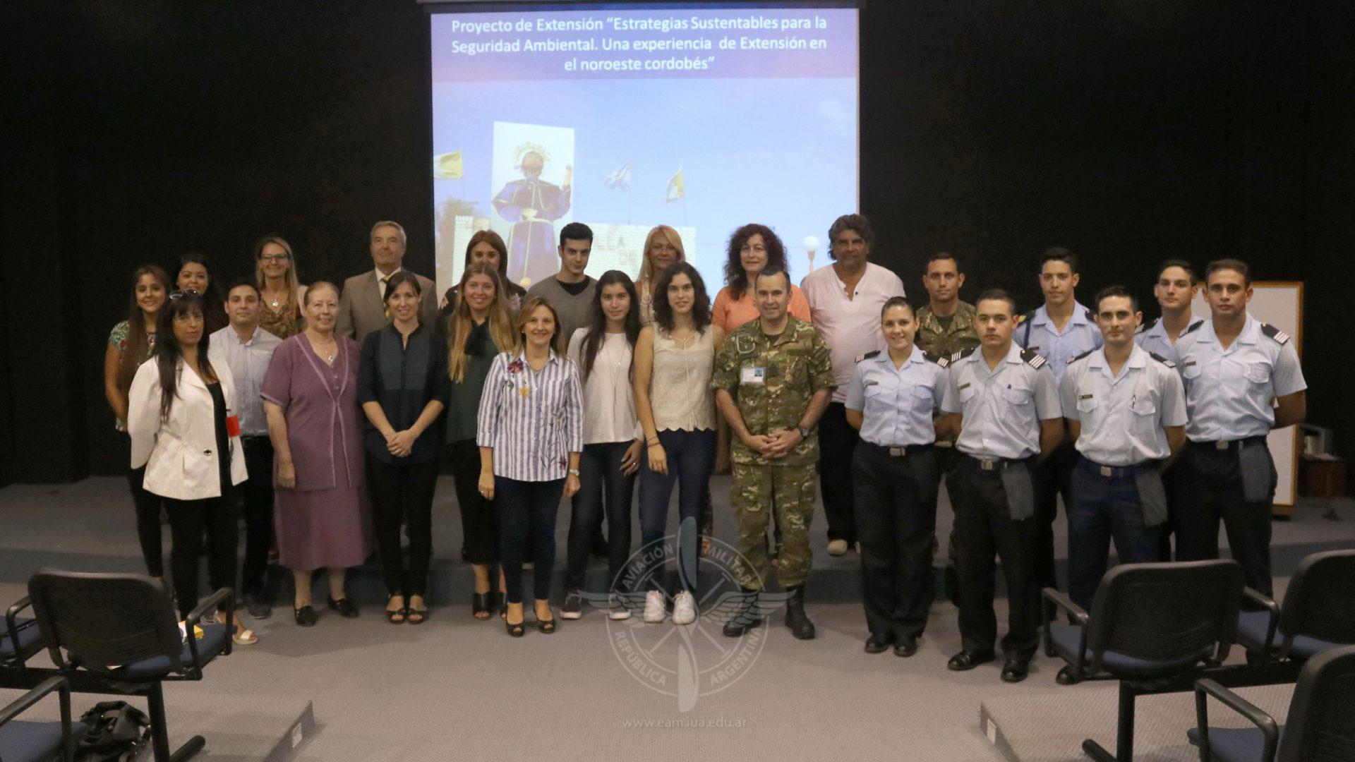 La Escuela de Aviación Militar, ejemplo de compromiso ambiental