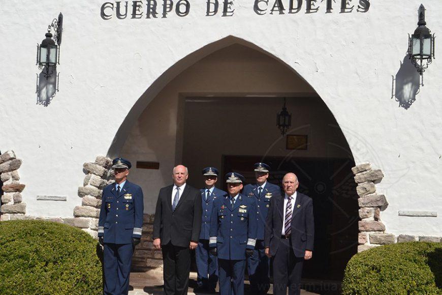 "Ceremonia Homenaje al ""Escuadrón Fénix"""