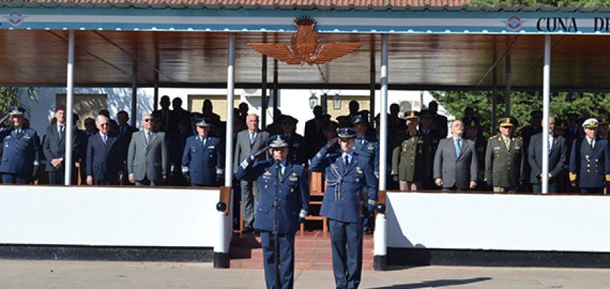 Conmemoración del 35º aniversario del Bautismo de Fuego de la Fuerza Aérea Argentina