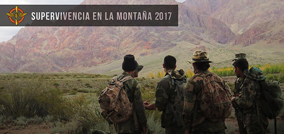 Supervivencia en la Montaña 2017