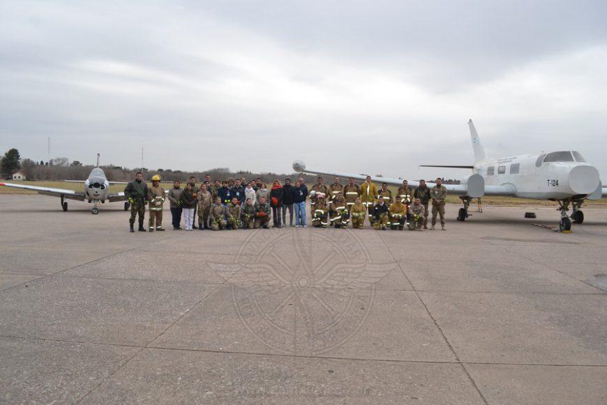 Jornadas de Capacitación de Accidentes en Aeronaves en la E.A.M