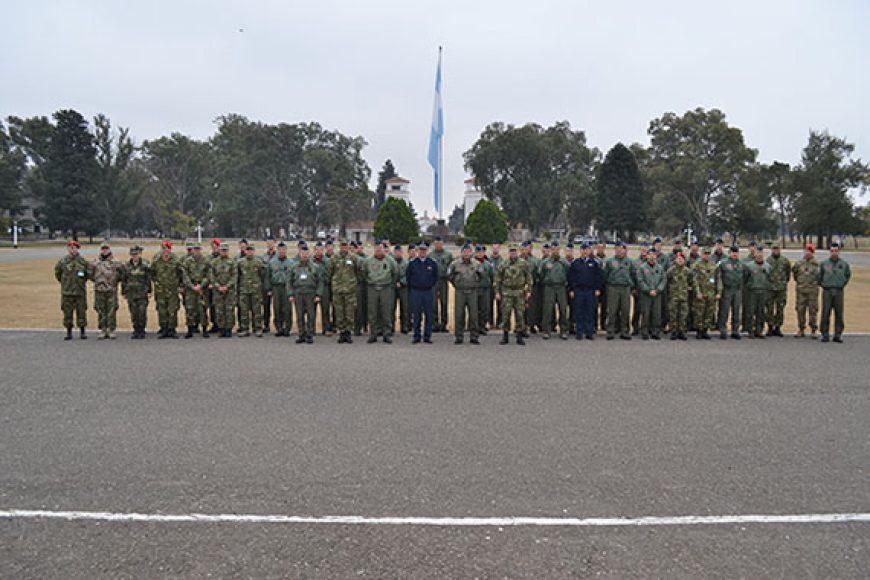 Día del Instructor Militar en la Escuela de Aviación Militar