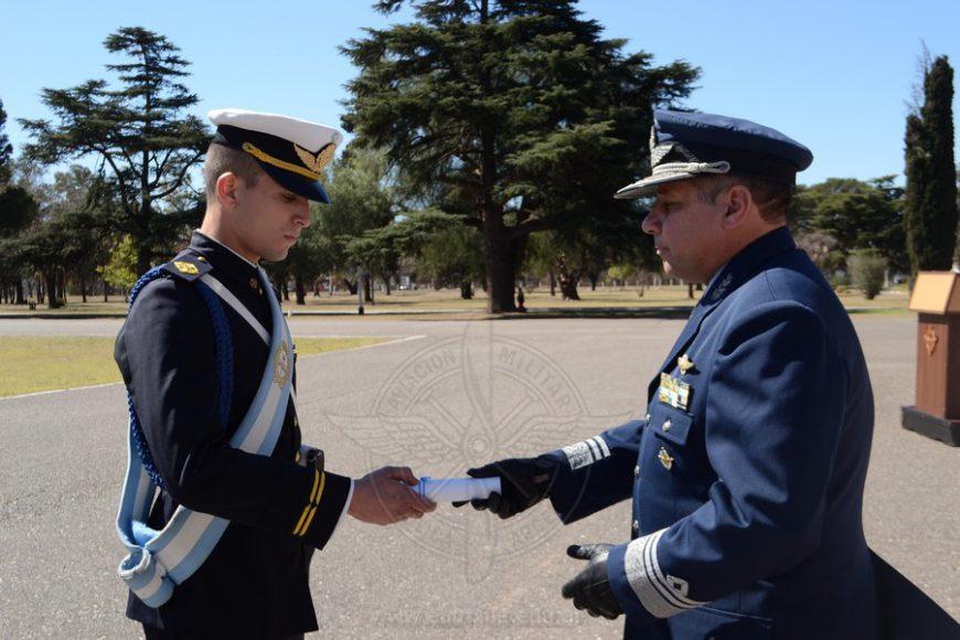 Ceremonia por el 73º Aniversario del Cuerpo de Cadetes y Ascenso de Suboficiales Cadetes y Cadetes de IV Año
