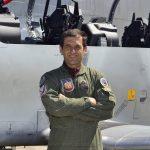 Jefe Esc. Inst. Aérea II My. Pasquini