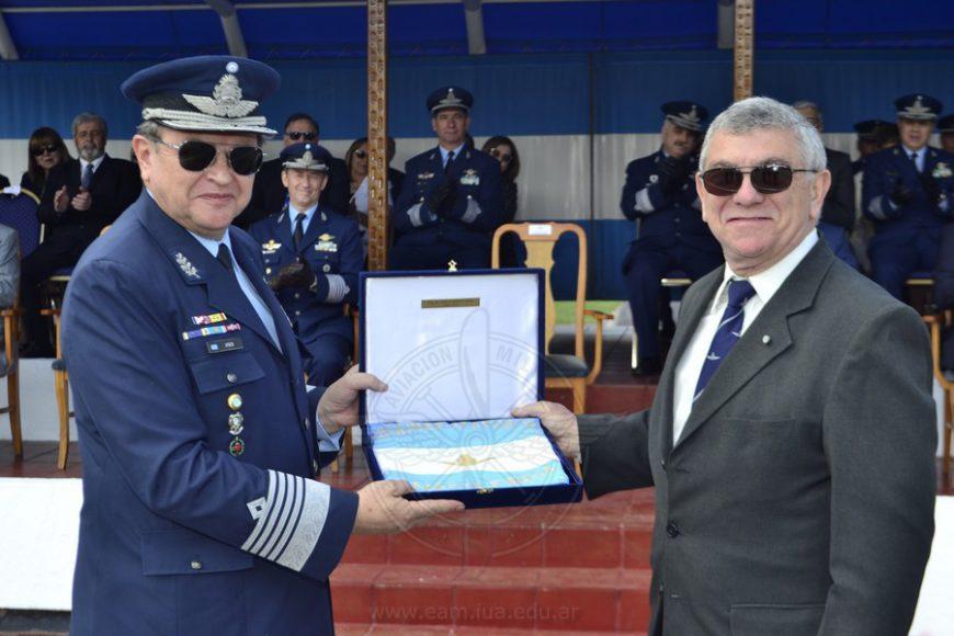 Ceremonia Despedida de Brigadieres