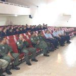 Conferencia en la Escuela Militar de Aeronáutica