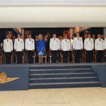 Autoridades en la Ceremonia de Egreso