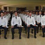 Nuevos Alfereces recibieron sus diplomas.