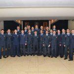 Oficiales egresados del CBCAM C 12/09