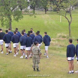 """""""Una nueva Promoción se alista para formarse en la Escuela de Aviación Militar"""""""