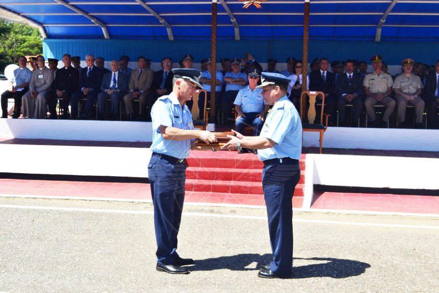 Nuevas autoridades en la Escuela de Aviación Militar