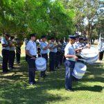 """Banda Militar de Música """"Bautismo de Fuego"""""""