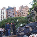"""Veteranos en la Plaza """"Héroes de Malvinas"""""""