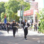 Desfile de Cadetes de la E.A.M.