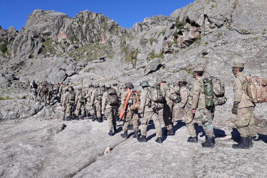 Supervivencia en la montaña 2019