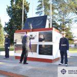 Cenotafio de Oficiales - Bautismo de Fuego