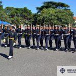 Desfile de Cadetes de la EAM - Bautismo de Fuego