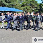 Desfile de Veteranos de Guerra - Bautismo de Fuego