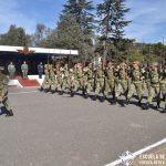 Desfile Terrestre - Ceremonia Día del Instructor Militar