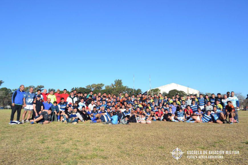 """Primer Encuentro de Rugby """"8 DE JUNIO"""""""