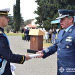 Ascenso de Cadetes - Aniversario del Cuerpo de Cadetes