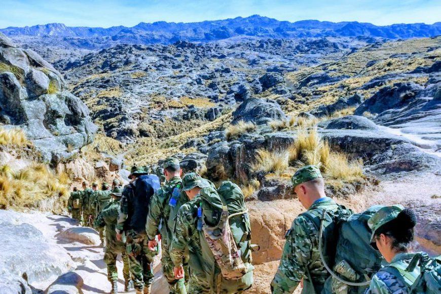 Ascenso al Cerro Champaquí, donde se siente el susurro del Padre de la Patria