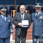 Entrega de la Distinción Amigos de la Fuerza Aérea Argentina
