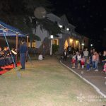 """Banda Militar de Música """"Bautismo de Fuego"""" en la Noche de los Museos."""
