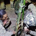 Ejercicio Operativo Supervivencia en la Selva