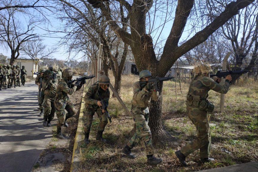 Combate en Localidades 2019