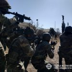 combate en localidades