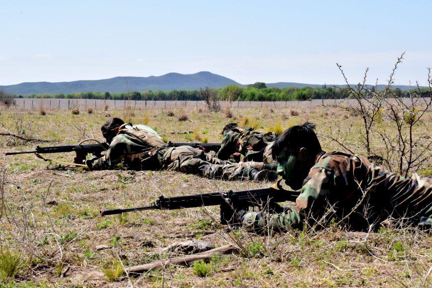 Ejercicio Operativo Seguridad y Defensa de Aeródromo