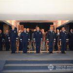 Autoridades en la ceremonia.
