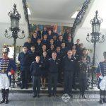 Delegación 53º Viaje Final de Instrucción en Ecuador