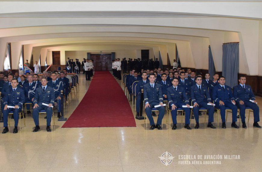 Ceremonia de egreso Administración Financiera – COSANT IV