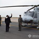 Bendición Helicóptero Bell 412 - EAM