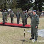 Discurso Brigadier Palumbo - Recepción Bell 412
