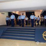 Palco de Autoridades - Egreso EAM